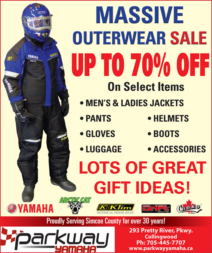 Parkway Yamaha Collingwood On
